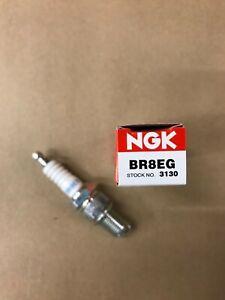 NGK Spark Plug BR8EG 3130 MX Motocross Enduro Trail Husqvarna WR CR 250 300 360