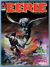 EERIE Magazine #34 Early Boris cover Warren 1971
