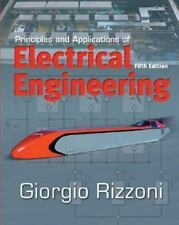 Principles and Applications of Electrical Engineering by Rizzoni, Giorgio