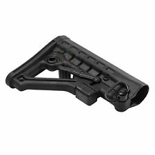 Tactical .223 5.56 Commercial A-Frame 6 Position Collapsible Butt Stock Swivel