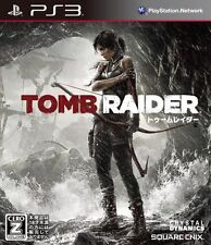(Used) PS3 Tomb Raider [Import Japan]((Free Shipping))