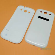 BACK DOOR HOUSING BATTERY COVER FOR SAMSUNG GALAXY S3 i9300 i747 #H360BC #WHITE