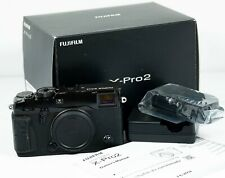 Fujifilm X-Pro2  Mirrorless Digital Camera body boxed