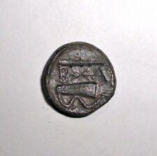Ancient Greek Empire, Alexander III, King of Macedonia 336-323 BC. bronze coin
