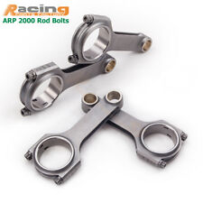 Fit Ford Cosworth YB Sierra Escort 128.55mm Connecting Rod Conrod ARP2000 800HP