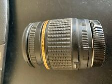 TAMRON AF18-250MM Dii F/3.5-6.3 LD ASPHERICAL (IF) MACRO FOR CANON
