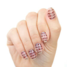 NIP Color Street Nail Polish Strips VALENTINE COLORS $10 EACH Love Notes
