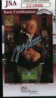 YA TITTLE 1992 Pro Line JSA Coa Hand Signed Authentic Autograph