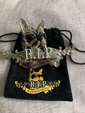 More details for download festival rip exclusive belt buckle and bag - rock by day rest by night