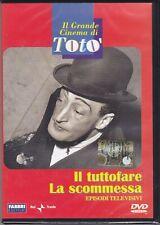 DVD Toto 'die Heimwerker die Wette Folgen Fernsehen Neu Versiegelt 1967