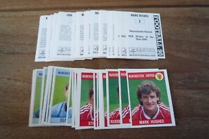 Panini Football 90 Stickers - nos 1-250 - VGC! - Pick The Stickers You Need!
