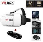 ORIGINALIA -Gafas 3D Realidad Virtual + Mando Bluetooth - Agrupo Envíos