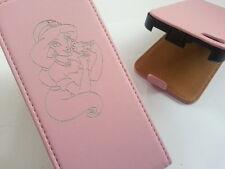 Samsung Galaxy S2 I9100 Princesa Jasmin-Aladdin De Cuero Flip Phone Funda