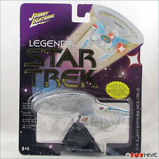 Johnny Lightning Legends of Star Trek U.S.S. Enterprise NCC-1701-D series 3