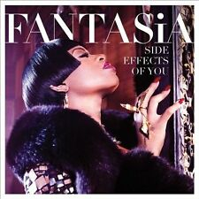 CD: FANTASIA Side Effects Of You STILL SEALED PA Version
