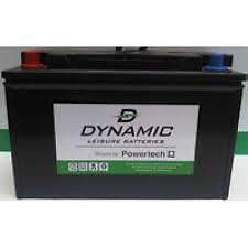 110V LEISURE BATTERY CARAVANS MARINE