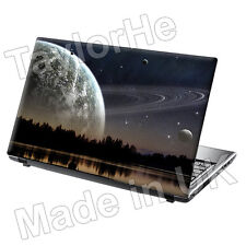 "17"" Laptop Skin Sticker Decal Lonely Planet Earth 199"