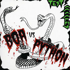 Boa vs. Python [Single] by Test Icicles (CD, Aug-2005, Domino)