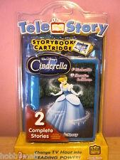 Tele Story Cinderella Storybook Cartridge