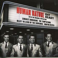 Get Ready by Human Nature (CD, Columbia, 2007)