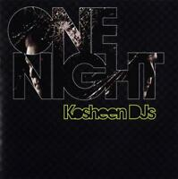 KOSHEEN DJs / One Night = Tanzmann/Heil/Martinez/Boratto...=CD= TECHNO MINIMAL