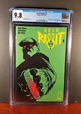 Dead Rabbit #1 - Recalled Due to Trademark Infringement - Image Comics - CGC 9.8