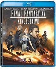 Sony Pictures Blu-ray Final Fantasy XV - Kingsglaive 2016