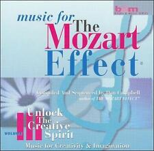 FREE US SHIP. on ANY 2 CDs! ~LikeNew CD : Music For The Mozart Effect, Volume 3,