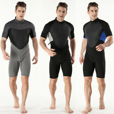 Neoprene 2MM Short Conjoined Diving Suit Outdoor Swimming keep warm Surfing Suit