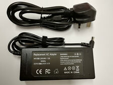 19.5V AC ADAPTER FOR Sony Bravia KDL-40WD653 KDL-42W653A LCD TV POWER SUPPLY UK