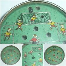 Vintage German Dexterity Puzzle Football Game Soccer Ball DRGM Germany