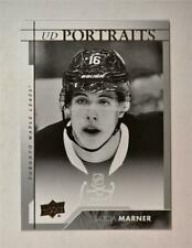 2017-18 17-18 Upper Deck UD Series 1 UD Portraits #P-13 Mitch Marner