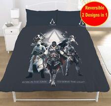 Assassin's Creed Parure pour couette polycoton Multicolore Double
