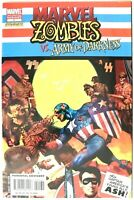 Comic Book - Marvel Zombies Vs. Army of Darkness - #1 (2nd Print) 2007 - Good