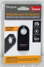 New Targus Wireless Shutter Release for Canon DSLR