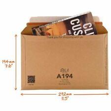 busta in cartone per spedire libri od altro - 194 x 292 mm.- 100 pezzi 69 euro