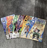 AVENGERS FOREVER Marvel Comics NM Unread 1998 1ST Appearance NEW CAPTAIN MARVEL
