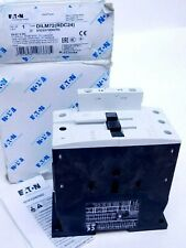 Eaton Magnetic Contactor Dilm72rdc24 Xtce072d00td 24 27vdc 37kw400v Dc Vn