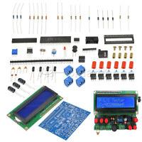 Digital Frequency Meter Secohmmeter Capacitance Inductance Meter DIY Kit