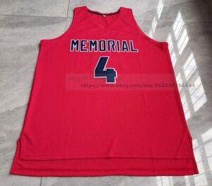 2021 Jalen Green #4 High School Basketball Jerseys San Joaquin Memorial All Sewn