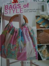 Creative Arts & Crafts Bags of Style Ptchwork Purses, Totes & Bags