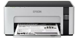 DHL Ship - NEW EPSON M1120 EcoTank Monochrome Wi-Fi Ink Tank Printer (100V~240V)