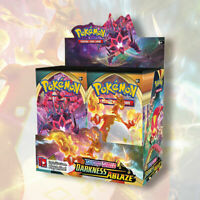 DARKNESS ABLAZE 1/2 Booster Box | 18 Packs FACTORY SEALED Pokemon
