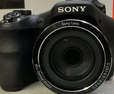 ✅ Sony Cyber-shot DSC-H300 20.1MP Digital Camera - Black, ‼️See Pictures