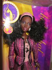 NRFB BARBIE ~ MATTEL BABY PHAT SO IN STYLE CHANDRA RAVEN AA MBILI DOLL MIB