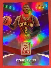 2014-15 PANINI DONRUSS ELITE KYRIE IRVING #25  #/199 CLEVELAND CAVALIERS