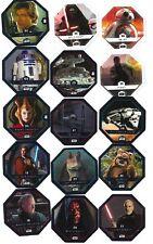 15x Rewe Star Wars Karten, Cosmic Shells zum aussuchen.