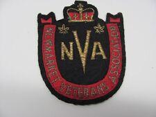 Newmarket Veterans Association Patch
