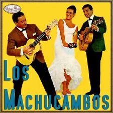 LOS MACHUCAMBOS iLatina CD #262 / La Bamba , Quiereme , Duerme Negrito , Bahuala