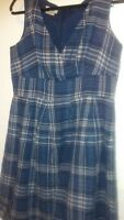 👗💃👗Van Heusen Women's  Dress, size 10.. Blue  multi colored👗👗